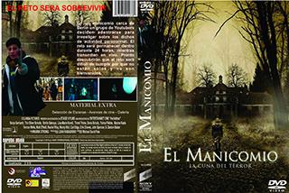 Heilstätten - El manicomio La cuna del terror - Cover DVD +
